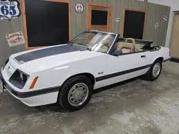 fox ford mustang for sale 1985 ford mustang gt 5 0 v8 fox convertible for sale