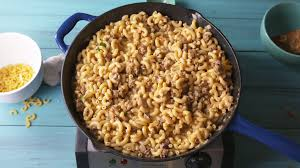 best skillet cheeseburger mac and cheese recipe how to make