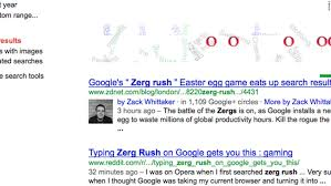Zerg Rush Know Your Meme - zerg rush chews up google search results cnn