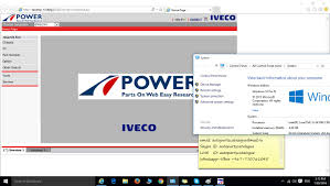iveco power epc youtube