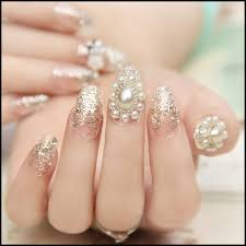 8 best pearl nails images on pinterest creative art pearl nail