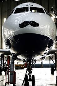 the big picture ba supports movember with a319 moustache business traveller