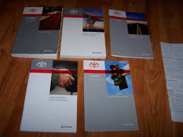 2012 toyota camry owners manual toyota amazon com books
