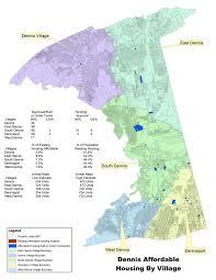 affordable housing town of dennis ma planning weblog