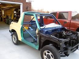 chevy tracker roll cage on chevy images tractor service and