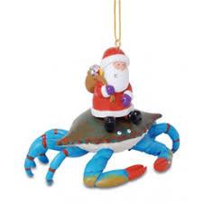crabs ornaments coastal products by region cape shore