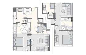 Mgm Grand Floor Plan Las Vegas Bluegreen Club 36 In Las Vegas Bluegreen Resorts