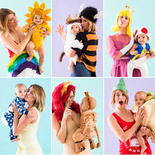 Diy Womens Halloween Costume Ideas Check Out These 6 Costumes For You And Your Baby To Rock This