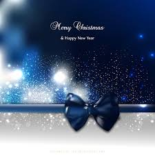 black christmas cards blue black christmas greeting card background with bow 123freevectors