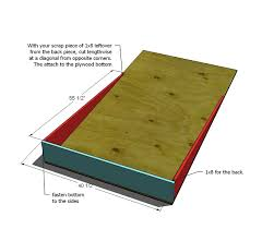 Making A Platform Bed With Plywood by Ana White Plans A Murphy Bed You Can Build And Afford To Build