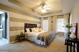 Master Bedroom Ceiling Fans by Contemporary Master Bedroom With Carpet U0026 Ceiling Fan In Maumelle