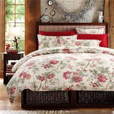 Indie Duvet Covers Amazon Com French Country Garden Toile Floral Printed Duvet Quilt