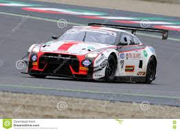 nissan gtr nismo gt3 mugello circuit italy july 17 2016 nissan gtr nismo gt3 of drive