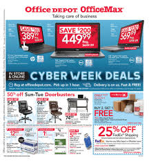 office depot and officemax black friday 2017 ad deals sales