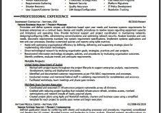 fantastic ats friendly resume template 7 it manager resume sample
