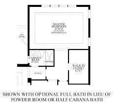 Cabana Plans With Bathroom Boca Raton Fl New Homes For Sale Royal Palm Polo Heritage
