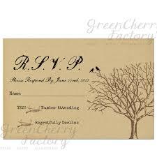 rsvp cards wedding wedding rsvp card lilbibby