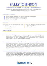 clean modern resume design administrative assistant resume format sle 2018 and how to use them resume 2018