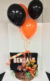cing gift basket bengals gift basket centerville florists