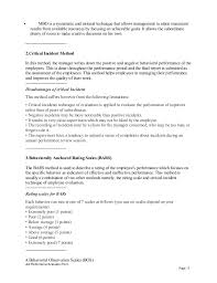 Resume Examples For Daycare Worker by Childcare Worker Performance Appraisal