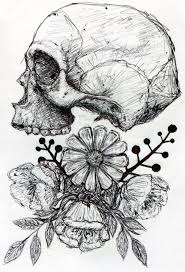 best 25 skull side view ideas on pinterest face side view