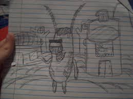 zombie plankton drawing bagott 2017 nov 23 2011