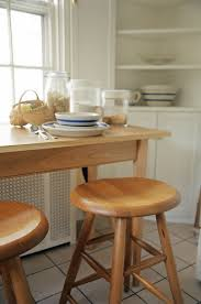 shaker style furniture shaker oval saddle stool is perfect for