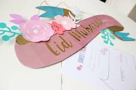 eid crafts diy eid mubarak ribbon banner u2013 free printable
