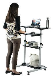 adjustable height stand up desk adjustable height standing desk