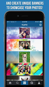 cara membuat instagram grid tile pic a photo editor booth to create banner pictures for