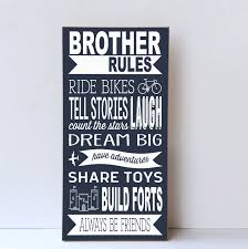 wood sign wall wood sign boys room decor playroom wall sign