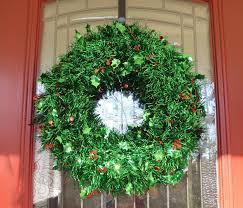 lighted christmas wreaths for windows decorating a christmas wreath youtube idolza