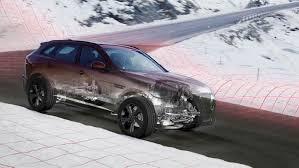 jaguar f pace blacked out jaguar f pace vehicle features performance suv