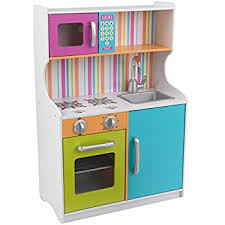 cuisine prairie kidkraft kidkraft wooden play kitchen prairie kidkraft amazon co uk toys