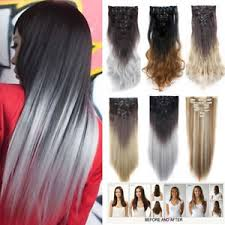 remy hair extensions 100 remy hair clip in ins hair extensions as