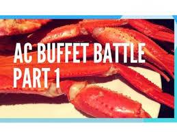 harrah u0027s waterfront buffet atlantic city battle youtube