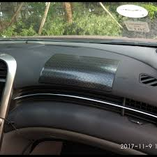 car dashboard rygaoan 28 18cm 11 7in super sticky universal big size car