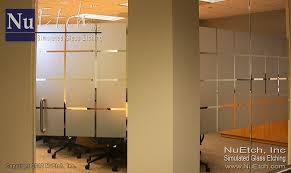 Frosted Glass Conference Table Privacy On Conference Room Glass Panels And Doors Nuetch Art For