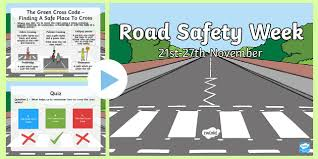 road safety early years eyfs road signs safety page 1