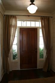 Entry Door Curtains Curtain Rails Door Curtainsi Blinds Small Curtains For Front The