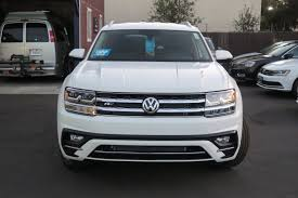 atlas volkswagen price new 2018 volkswagen atlas 3 6l v6 se w technology sport utility in
