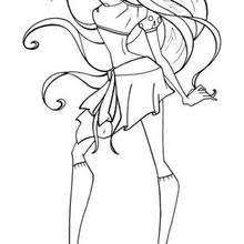flora coloring pages flora coloring pages 11 online toy dolls printables for girls