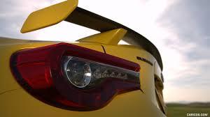 subaru spoiler 2017 subaru brz series yellow tail light spoiler hd wallpaper 8