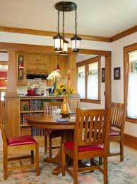 The Dining Room Drawn To A Rescue Arts U0026 Crafts Homes And The Revival
