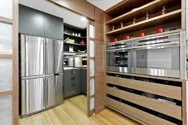 Sliding Door Kitchen Cabinets Appealing Modern Kitchen Cabinet Sliding Doors Contemporary Best