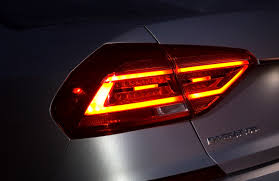 2011 vw cc led tail lights 2016 volkswagen passat revealed with more tech