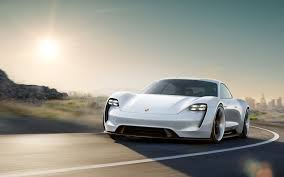 real futuristic cars porsche u0027s mission e finally a real competitor for tesla u0027s