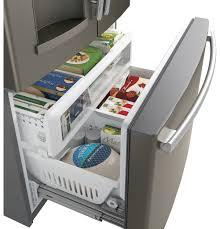 ge energy star 27 8 cu ft french door refrigerator