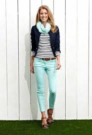 women u0027s navy blazer black and white horizontal striped long