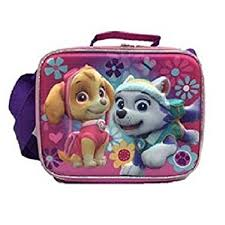 amazon paw patrol lunchbox pup power girls supplies